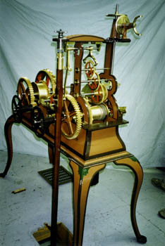 Clock Works Tower Clock Restoration and Manufacturing